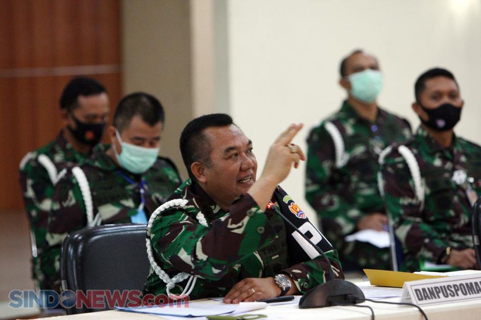 57 Personel TNI AD Ditetapkan Tersangka Kasus Perusakan Mapolsek Ciracas-3