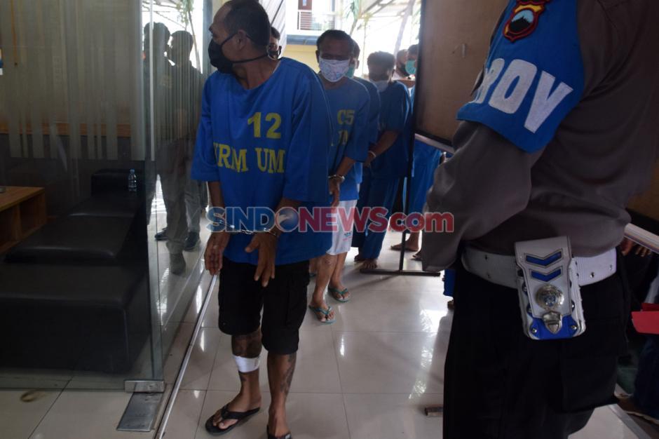 Polda Jateng Ungkap Perampokan Toko Emas Hingga Pembobolan Minimarket-2