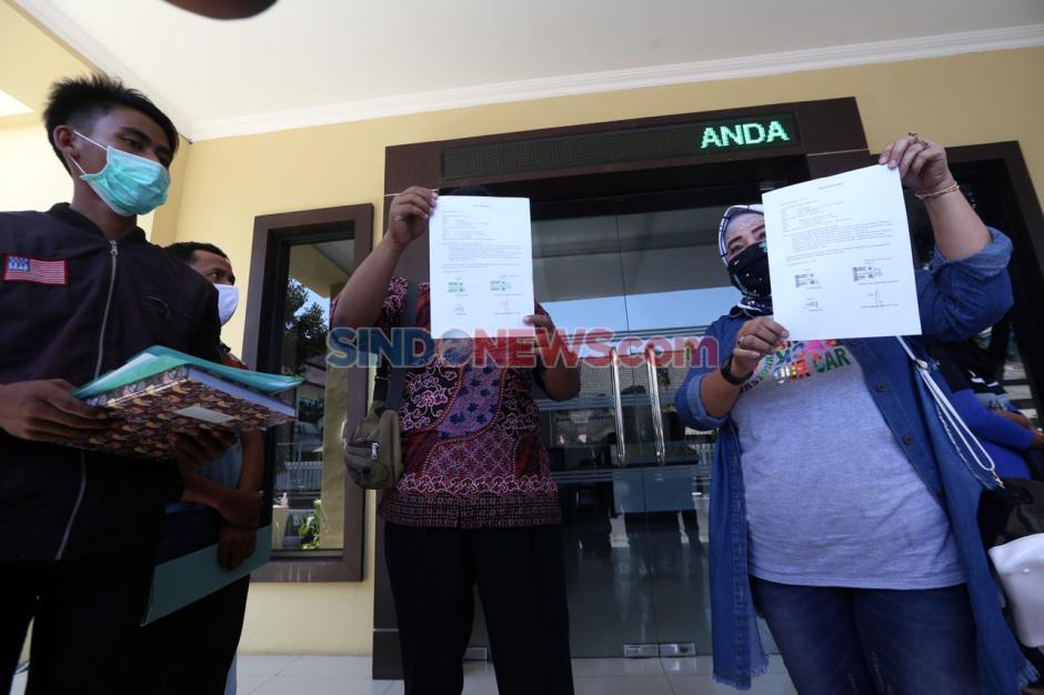 Tarik Investasi Bansos Fiktif, Jessica Dilaporkan ke Polda Jatim-1