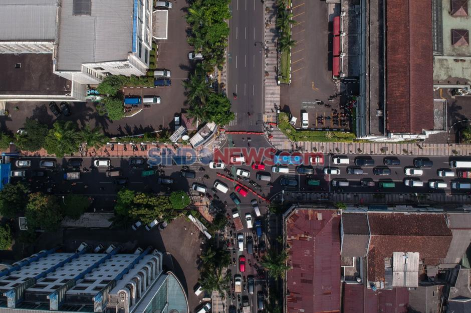 Pemkot Bandung Tutup Sejumlah Jalan Protokol-2