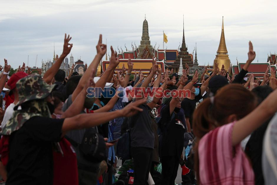 Kembali Turun ke Jalan, Millenial Thailand Tuntut Perubahan-4