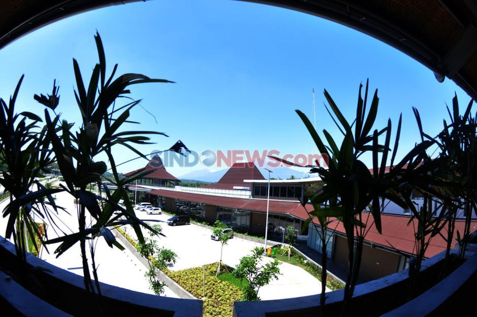 Resta Pendopo 456, Rest Area Terindah dan Termegah di Tol Trans Jawa-7