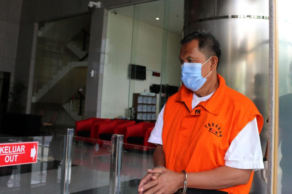 Terkait Kasus Suap Bupati Kutai Timur, Kepala BPKAD Suriansyah Jalani Pemeriksaan Lanjutan di KPK-2