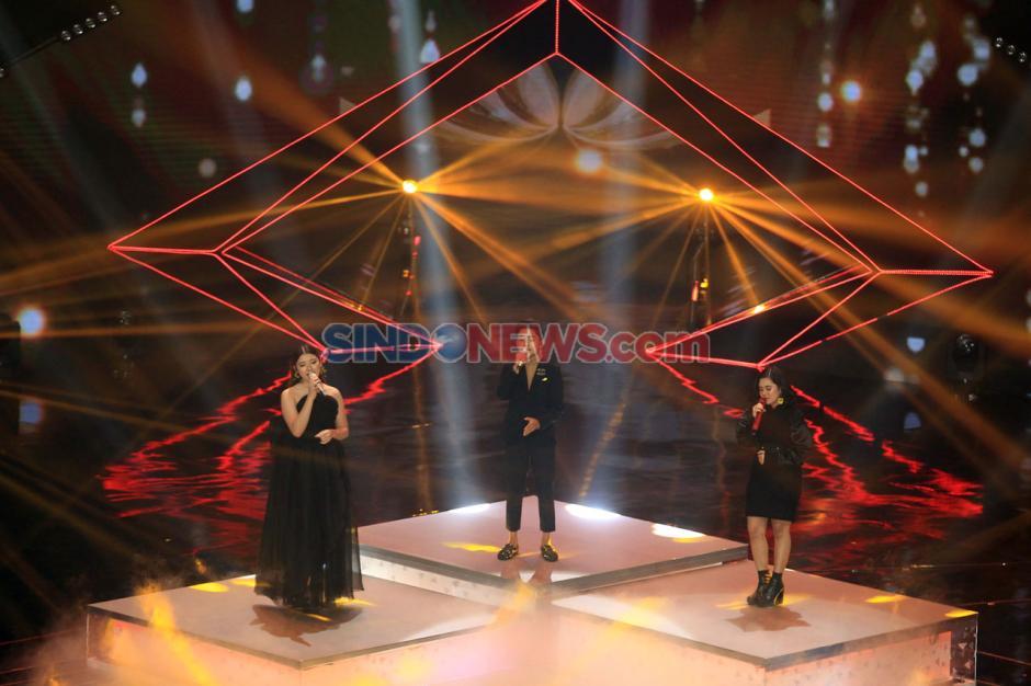 Kemeriahan Indonesia Television Awards 2020 Bertabur Bintang-2
