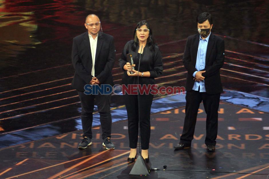 Kemeriahan Indonesia Television Awards 2020 Bertabur Bintang-3