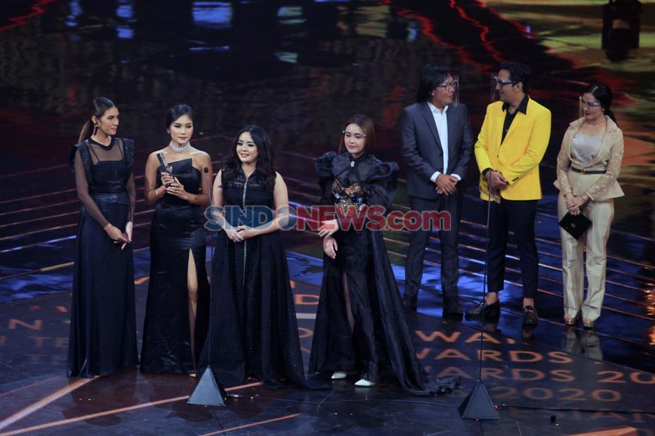 Kemeriahan Indonesia Television Awards 2020 Bertabur Bintang-0
