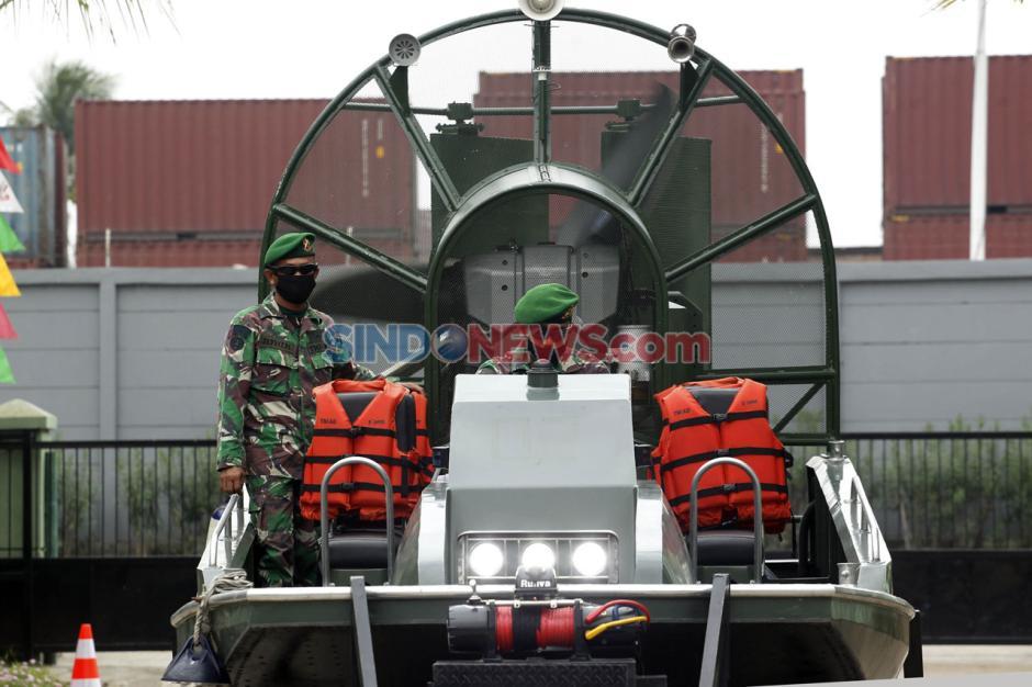 Mengintip Kekuatan Alutsista Satuan Angkatan Air Pusbekangad-9