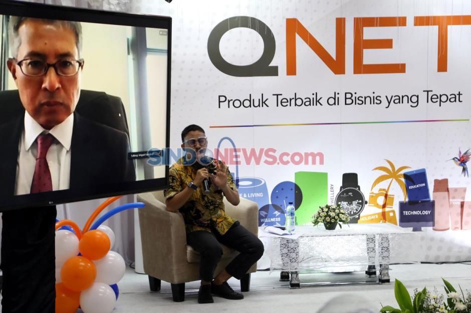 Produk Perawatan Kulit Asal Papua Masuk Etalase QNET-0