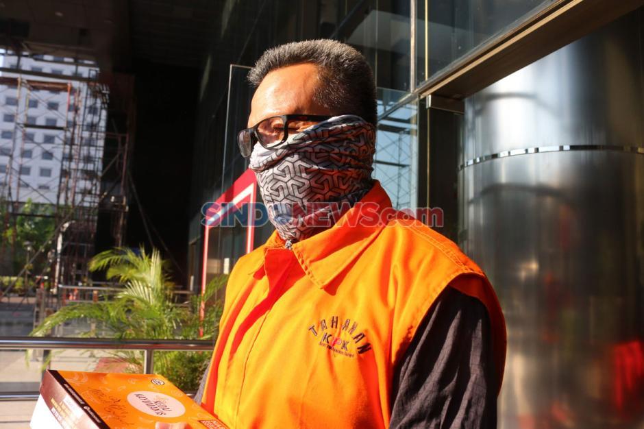 Eks Kepala Divisi II Waskita Karya Fathor Rachman kembali Diperiksa KPK-1