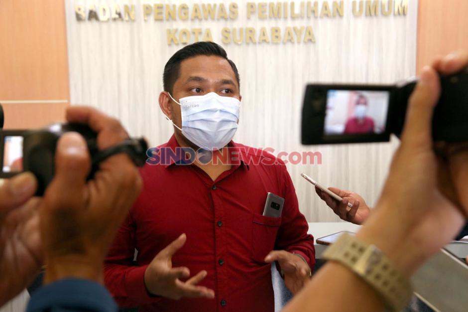 Walikota Risma Dilaporkan ke Bawaslu Atas Dugaan Pelanggaran Pilwali Surabaya-0