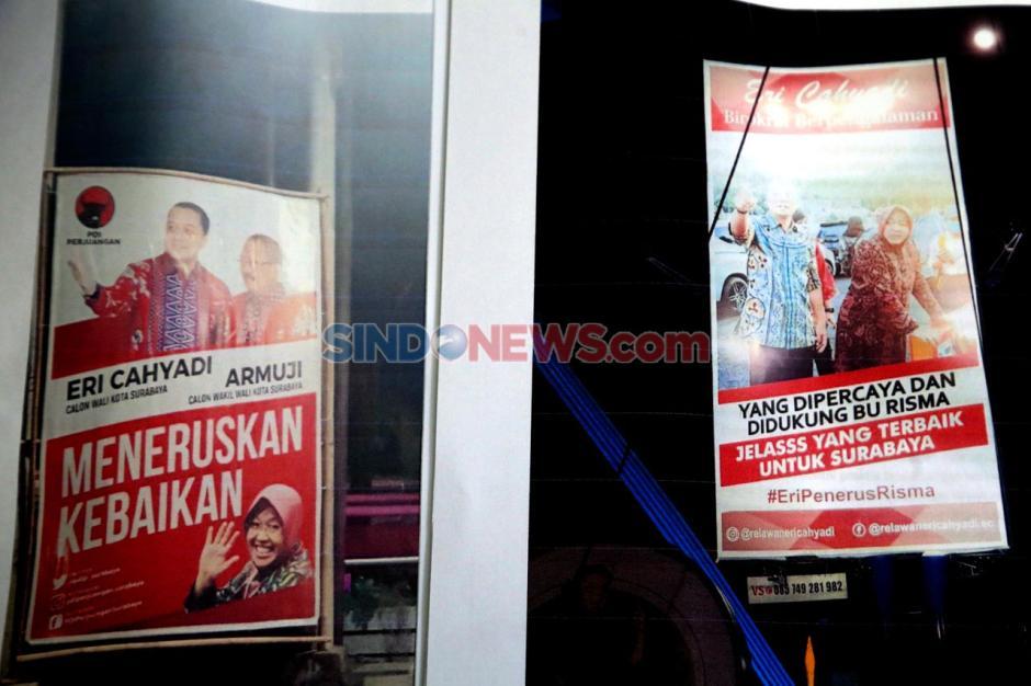 Walikota Risma Dilaporkan ke Bawaslu Atas Dugaan Pelanggaran Pilwali Surabaya-1