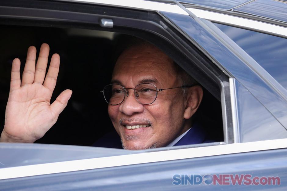 Klaim Punya Dukungan, Anwar Ibrahim Minta PM Muhyiddin Mundur-0