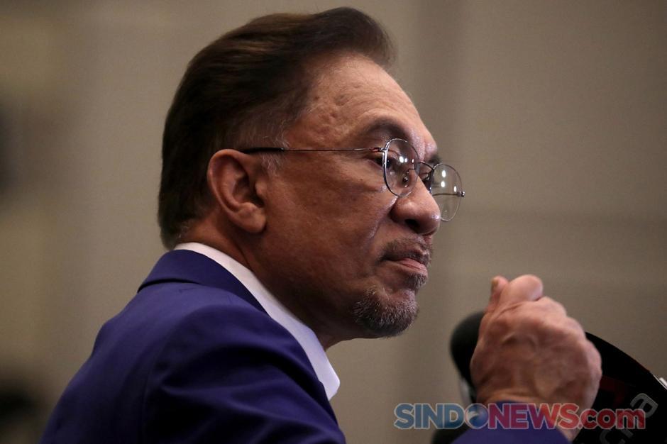 Klaim Punya Dukungan, Anwar Ibrahim Minta PM Muhyiddin Mundur-1
