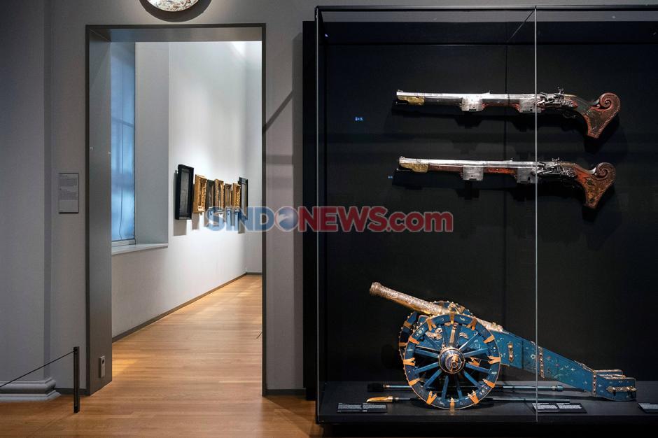 Jarahan Perang Berlian Banjarmasin di Museum Belanda-2