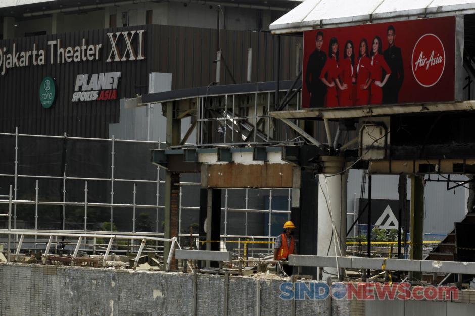 Renovasi Gedung Sarinah Rampung Agustus 2021-1