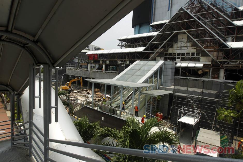 Renovasi Gedung Sarinah Rampung Agustus 2021-4