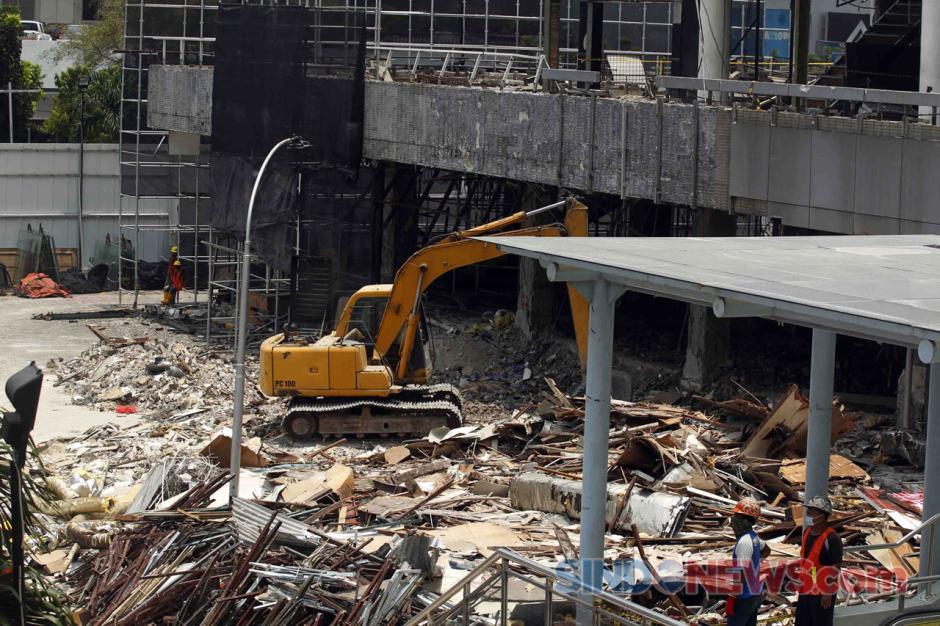 Renovasi Gedung Sarinah Rampung Agustus 2021-0