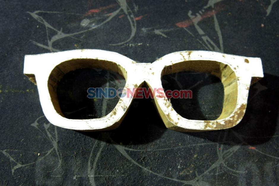 Kacamata dari Limbah Kayu Tembus Pasar Mancanegara-6