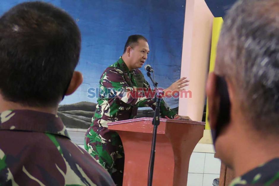 Pangkalan TNI AU Sam Ratulangi Laksanakan Jam Komandan-2