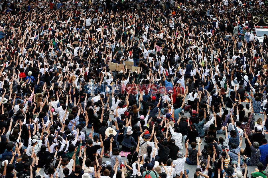 Unjuk Rasa Terus Meluas, Thailand Keluarkan Dekrit Darurat-0