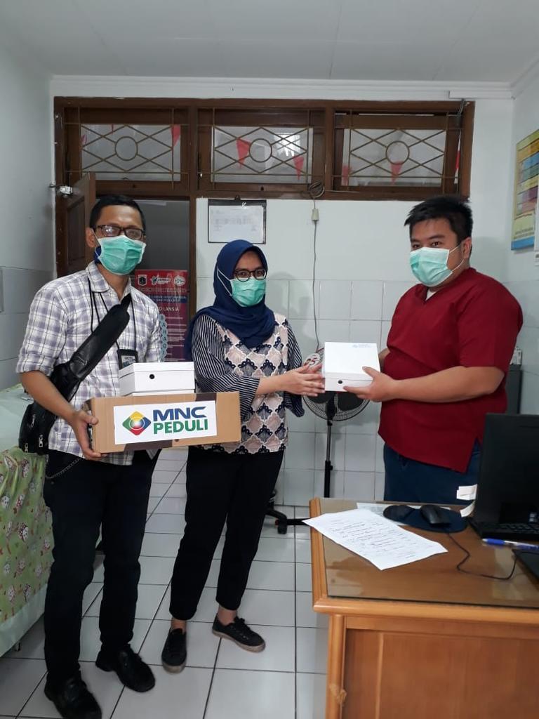 MNC Peduli Salurkan Bantuan ke 3 Puskesmas di Jakarta Pusat-4