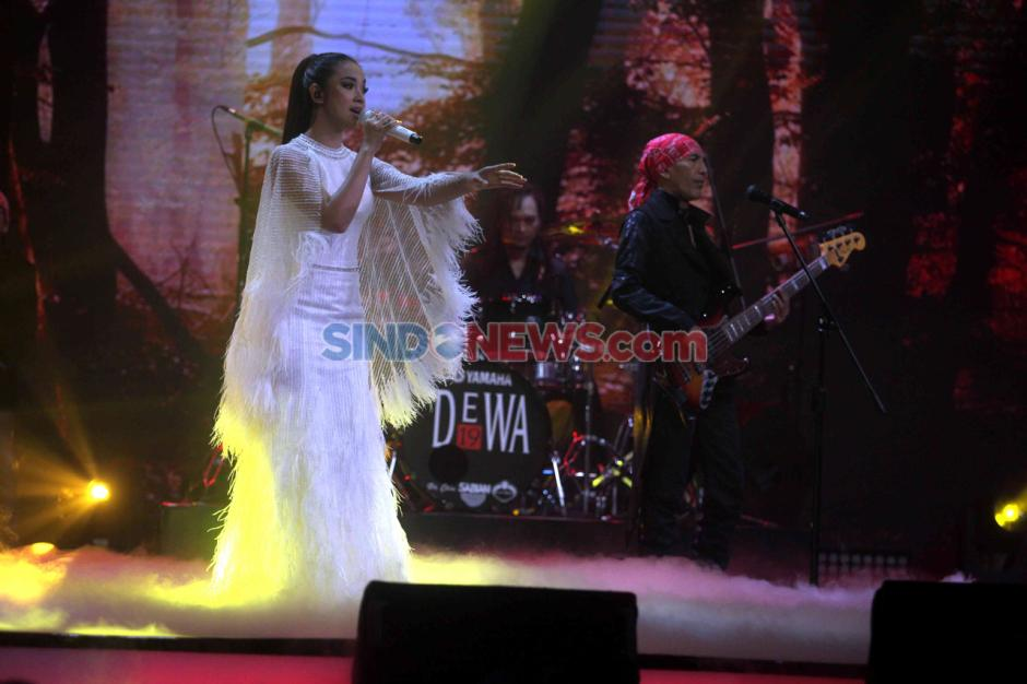 Mega Konser Dewa 19 Sepanjang Masa Bertabur Bintang-2