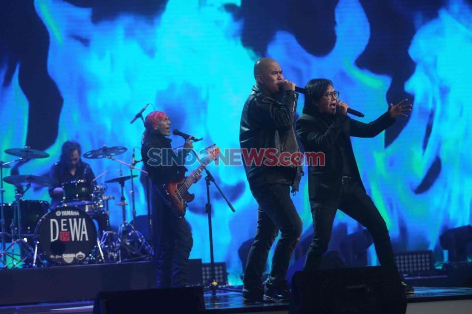 Mega Konser Dewa 19 Sepanjang Masa Bertabur Bintang-3
