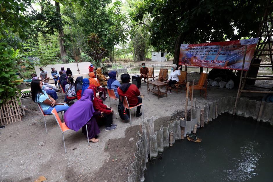 Komisi XI DPR RI Ajak Pelaku UMKM Manfaatkan Relaksasi Kredit-3