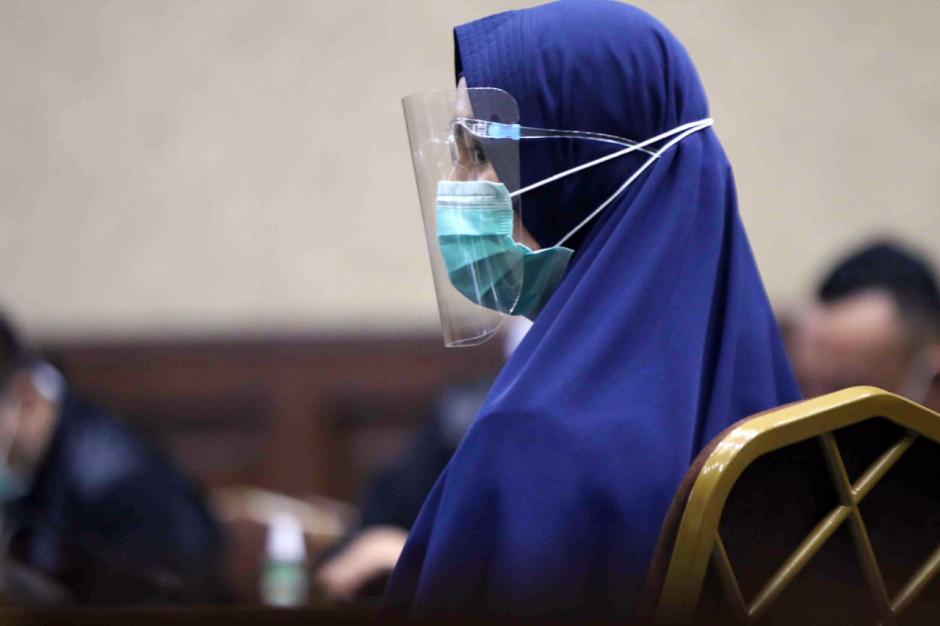 Jaksa Pinangki Jalani Sidang Lanjutan di Pengadilan Tipikor Jakarta-1