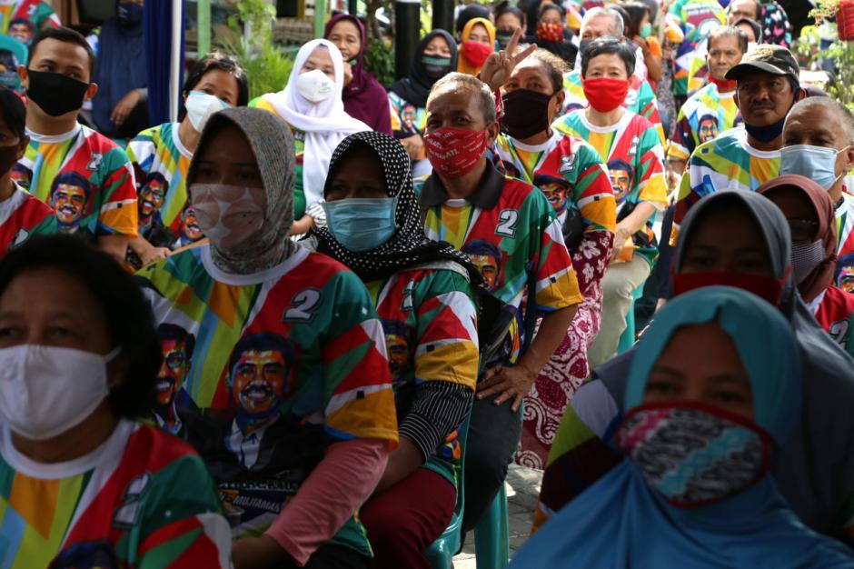 Calon Wali Kota Surabaya Machfud Arifin Janji Wujudkan Program Rp150 Juta Per RT-3