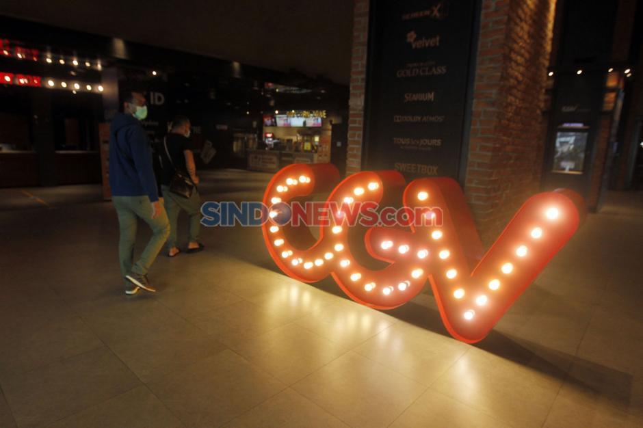 Suasana Bioskop CGV di Hari Kedua Beroperasi-4