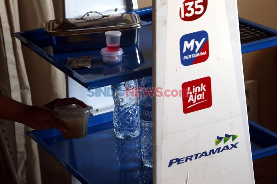 Robot Raisa Bantu Tenaga Medis Covid-19 di RS Husada Utama Surabaya-0