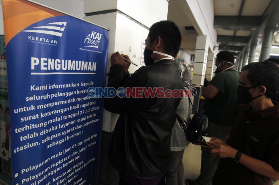 Antisipasi Lonjakan Penumpang Saat Libur Panjang, PT KAI Daop 1 Jakarta Operasikan 27 KA Jarak Jauh-3