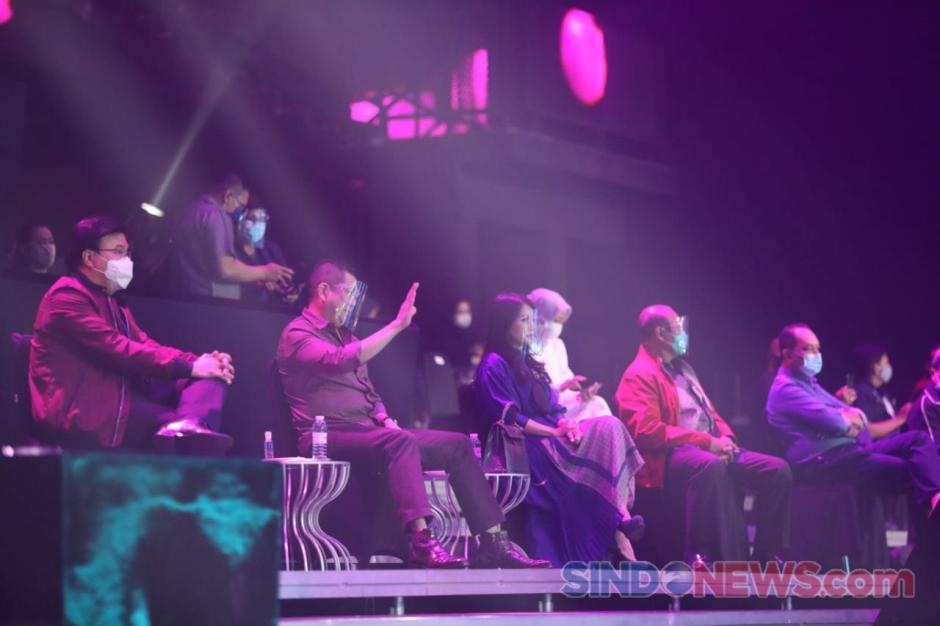 Gegap Gempita Malam Puncak Kilau Raya MNCTV 29 Bertabur Bintang-3
