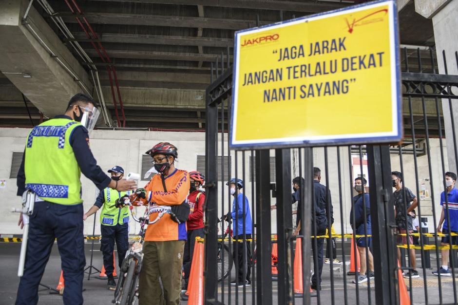 Jakarta International Velodrome Kembali Dibuka-0