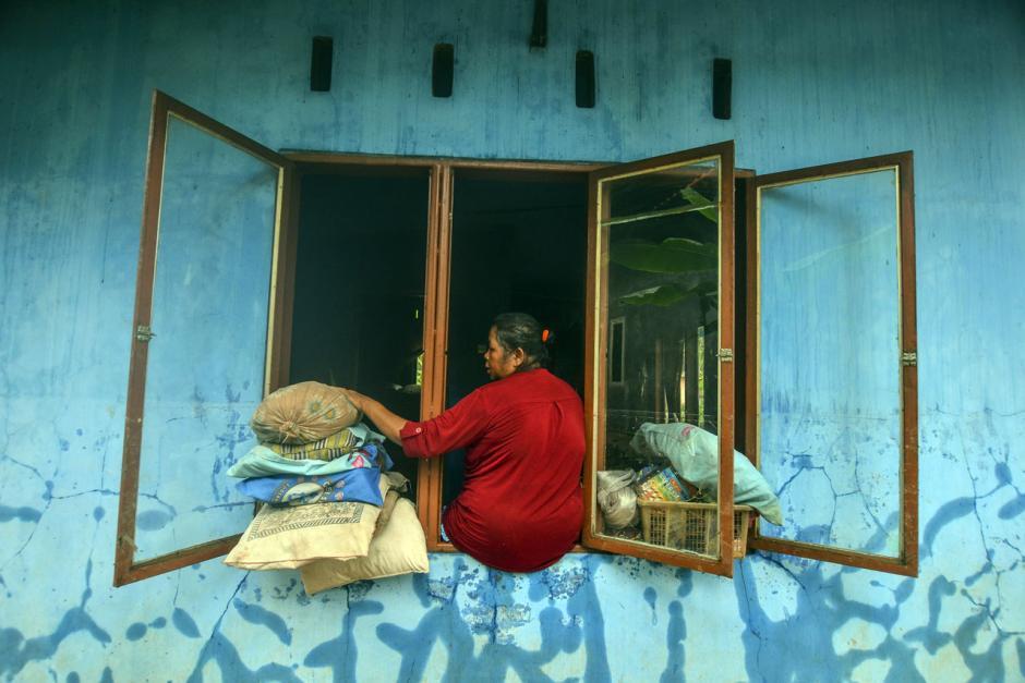 Ratusan Rumah di Ciamis Terendam Banjir-2