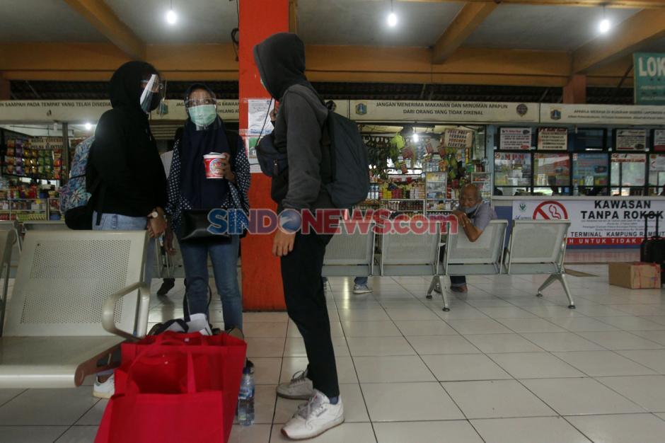 Jelang Libur Panjang, Belum Ada Lonjakan Penumpang di Terminal Kampung Rambutan-0