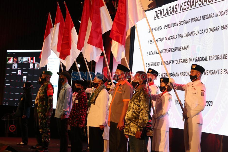 Deklarasi Kesiapsiagaan Nasional Dalam Rangka Penanggulangan Terorisme-1