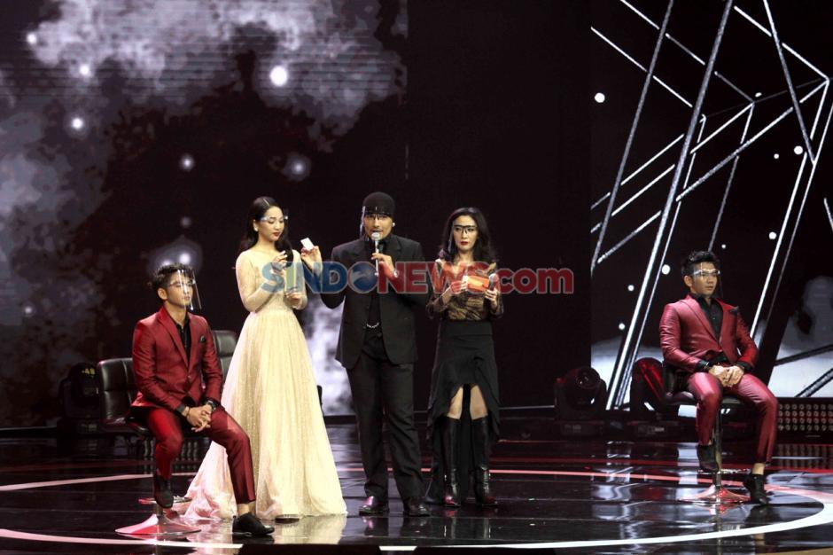 Silet Awards 2020, Jessica Iskandar Menangkan Asmara dan Kehidupan Tersilet-2