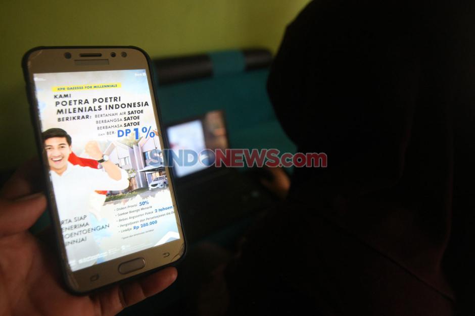 BTN Luncurkan KPR Gaesss Sumpah Pemuda-0