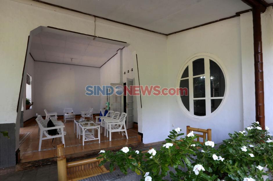 Villa Koffie Rayap, Penginapan Khas Peninggalan Kolonial di Kabupaten Jember-2