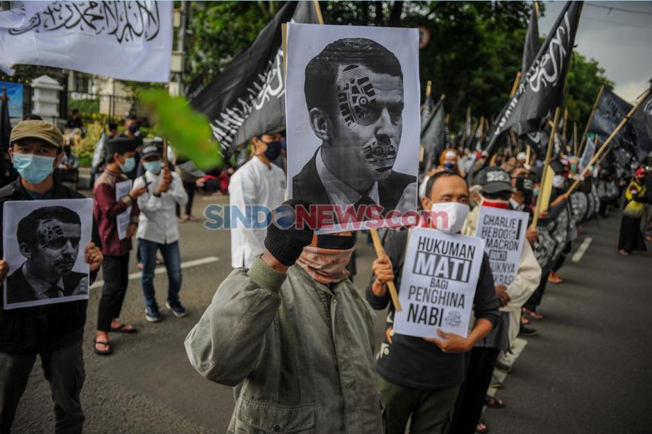 Aksi Damai Bela Nabi di Bandung-1