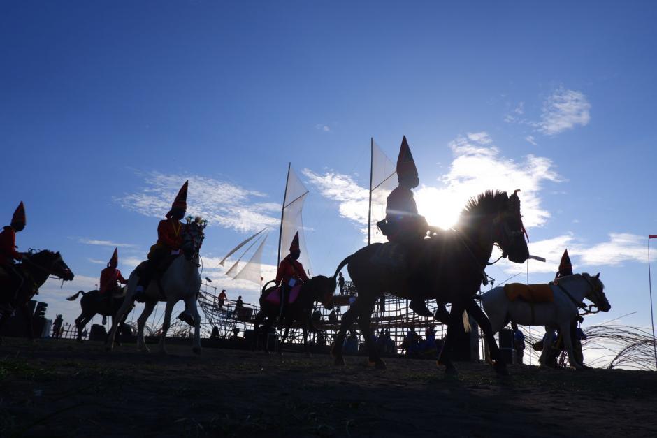 Festival Gau Maraja, Jaga Kelestarian Nilai Seni Budaya Sulawesi Selatan-3