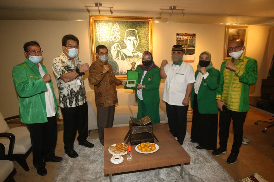 PPP Silaturahmi ke Syarikat Islam-2
