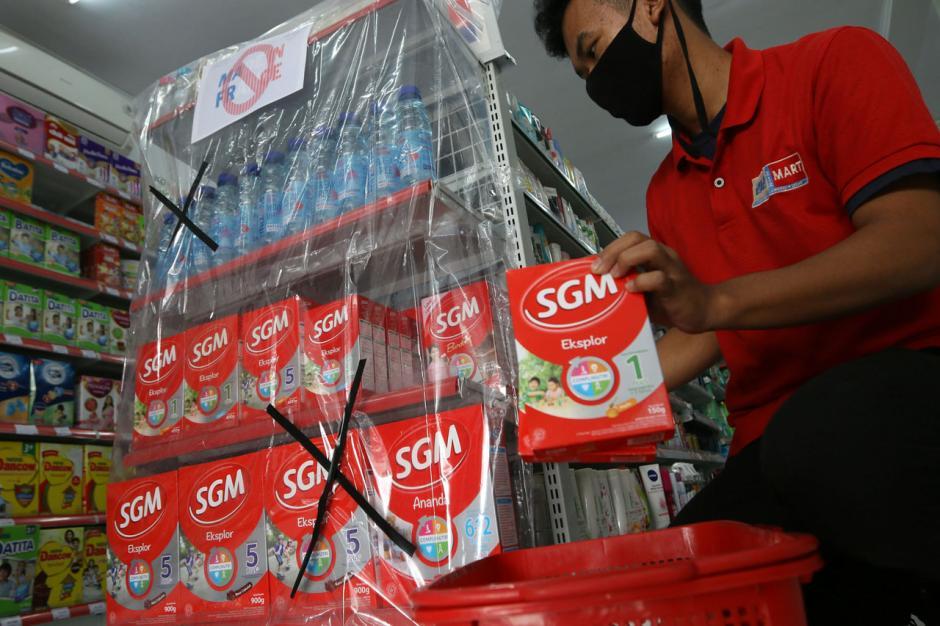 Minimarket di Tangerang Boikot Produk Prancis-3