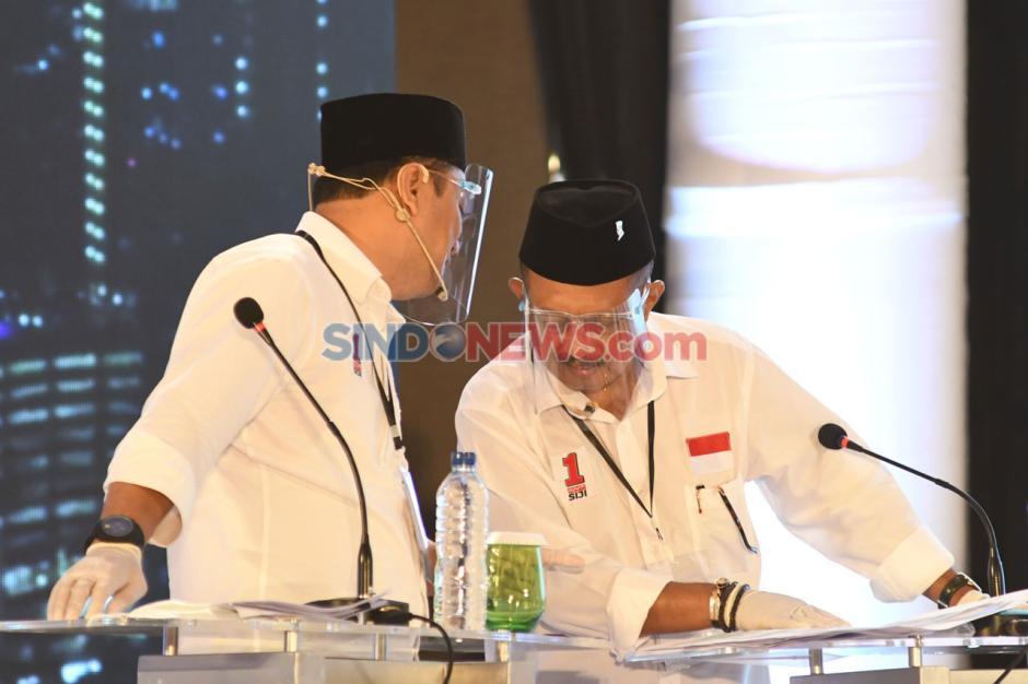 Debat Perdana Pilwali Kota Surabaya-3