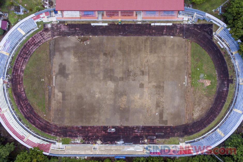 Progres Renovasi Stadion Madya Bumi Sriwijaya-4