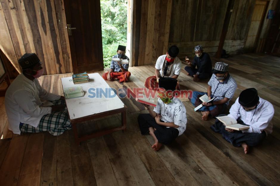 Aktivitas Santri Pesantren Rijalul Quran Semarang di Tengah Pandemi Covid-19-2