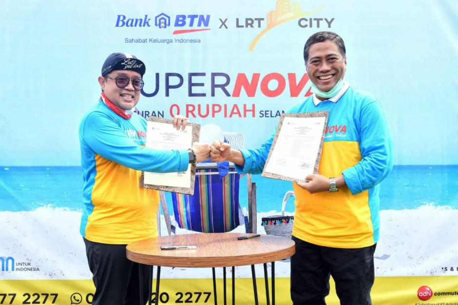 BTN Gelar Program Supernova-1