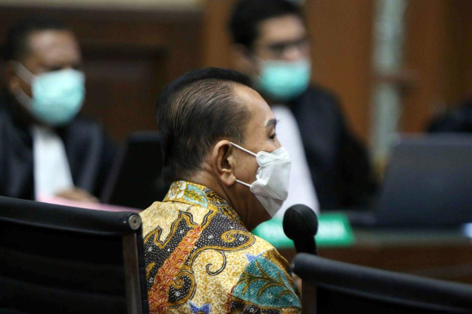 Djoko Tjandra Jadi Saksi untuk Jaksa Pinangki-2